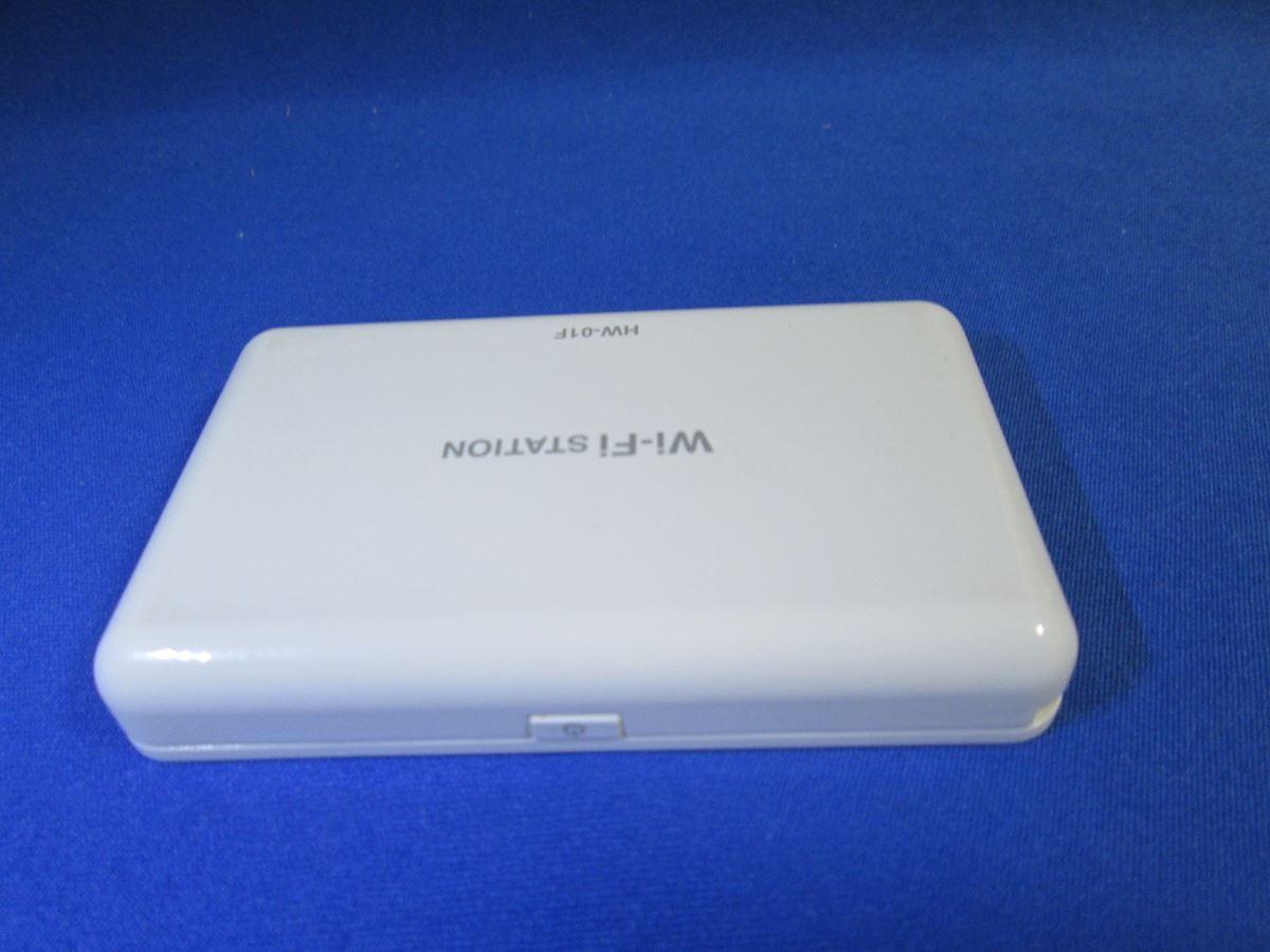 ドコモ/Huawei/HW-01F Wi-Fi STATION