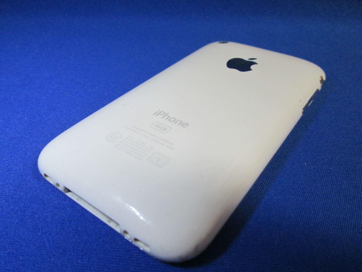 ソフトバンク/アップル/iPhone 3G 16GB MB500J