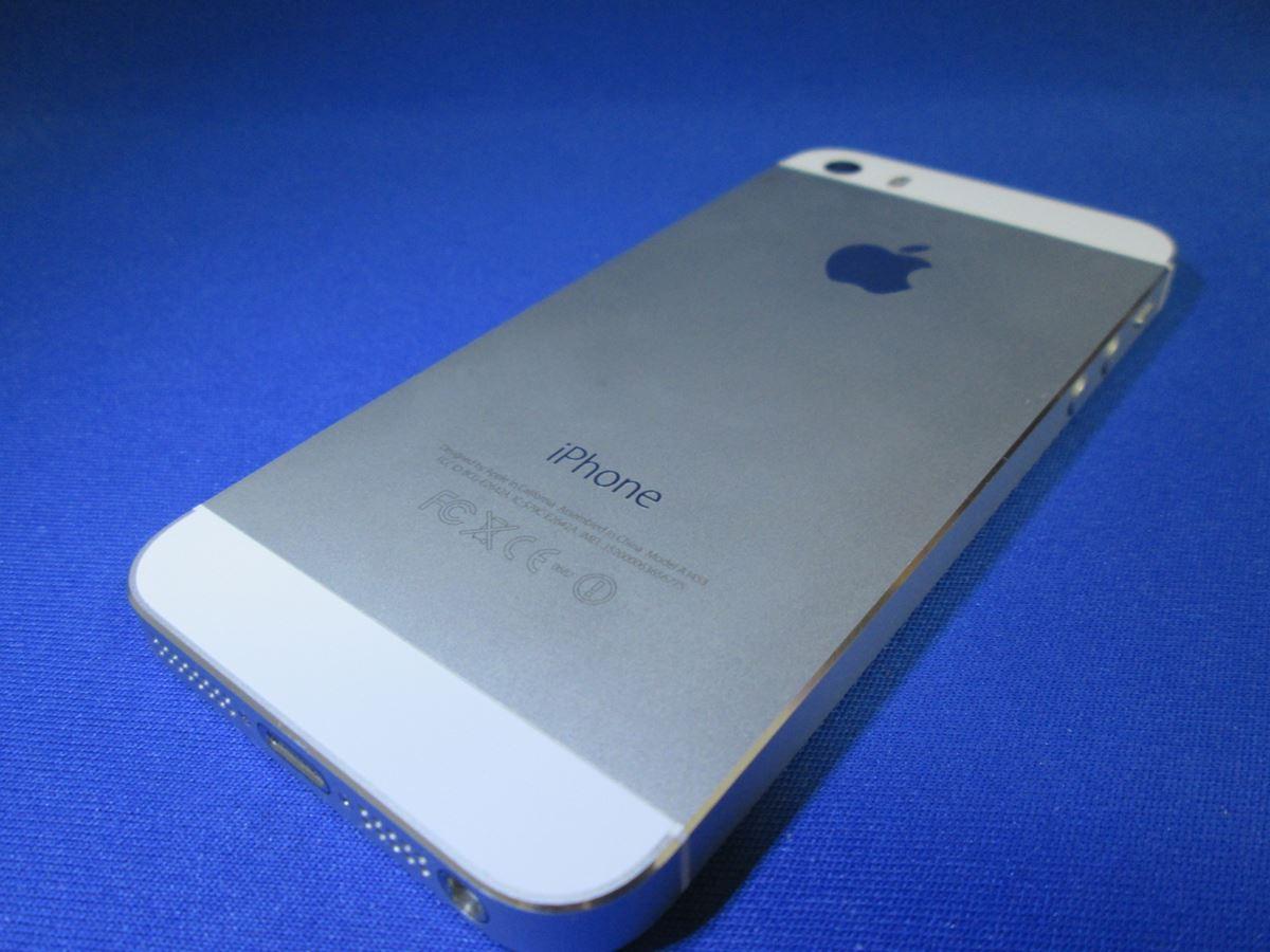 au/アップル/iPhone5s 16GB ME333J/A
