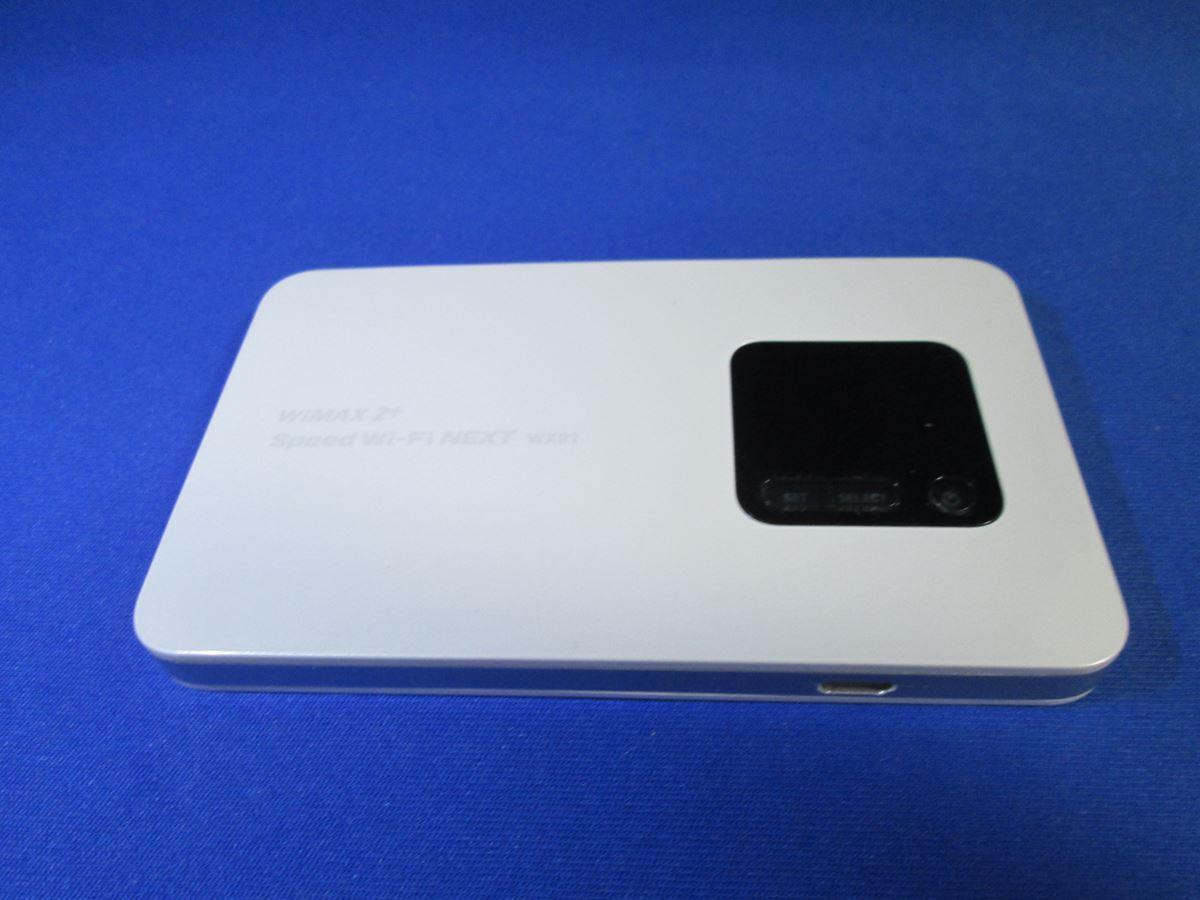 その他/NEC/NAD31MWU Speed Wi-Fi NEXT WX01
