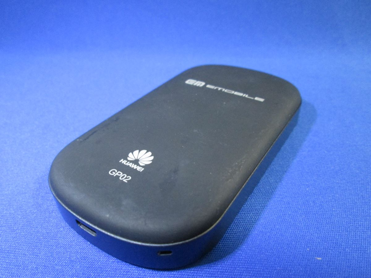その他/Huawei/GP02 Pocket WiFi