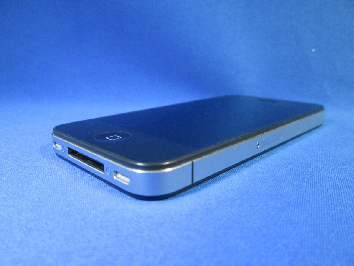ソフトバンク/アップル/iPhone4 32GB MC605J/A