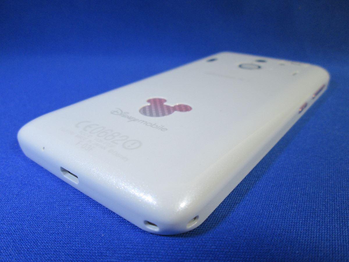 ドコモ/富士通/F-03F Disney Mobile