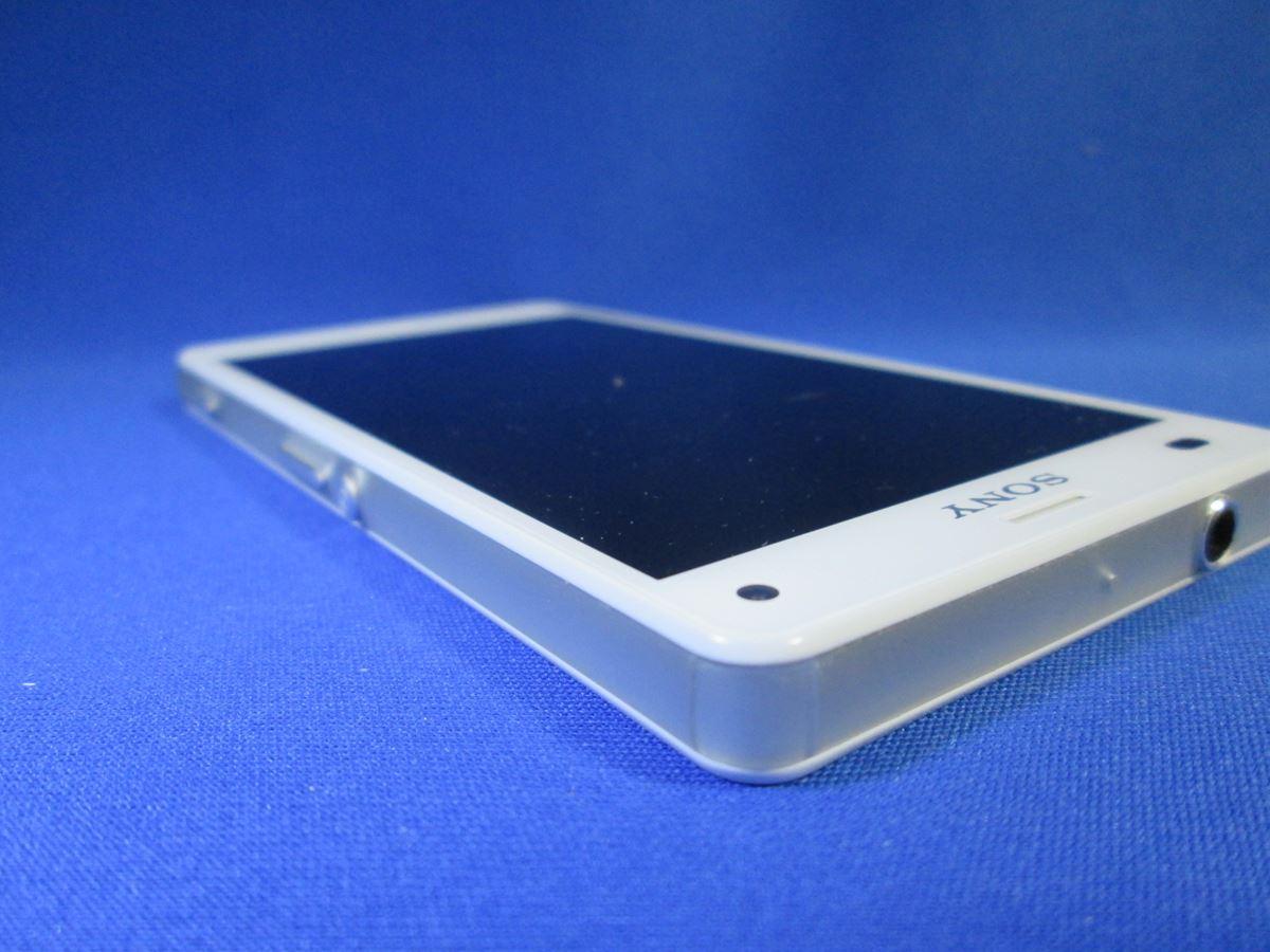 ドコモ/ソニー/SO-02G Xperia Z3 Compact