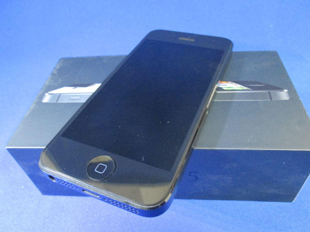 au/アップル/iPhone5 64GB ME043J/A