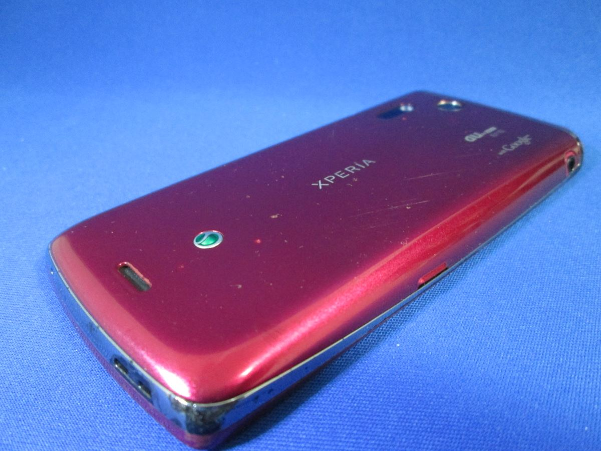 au/ソニー/IS11S Xperia acro