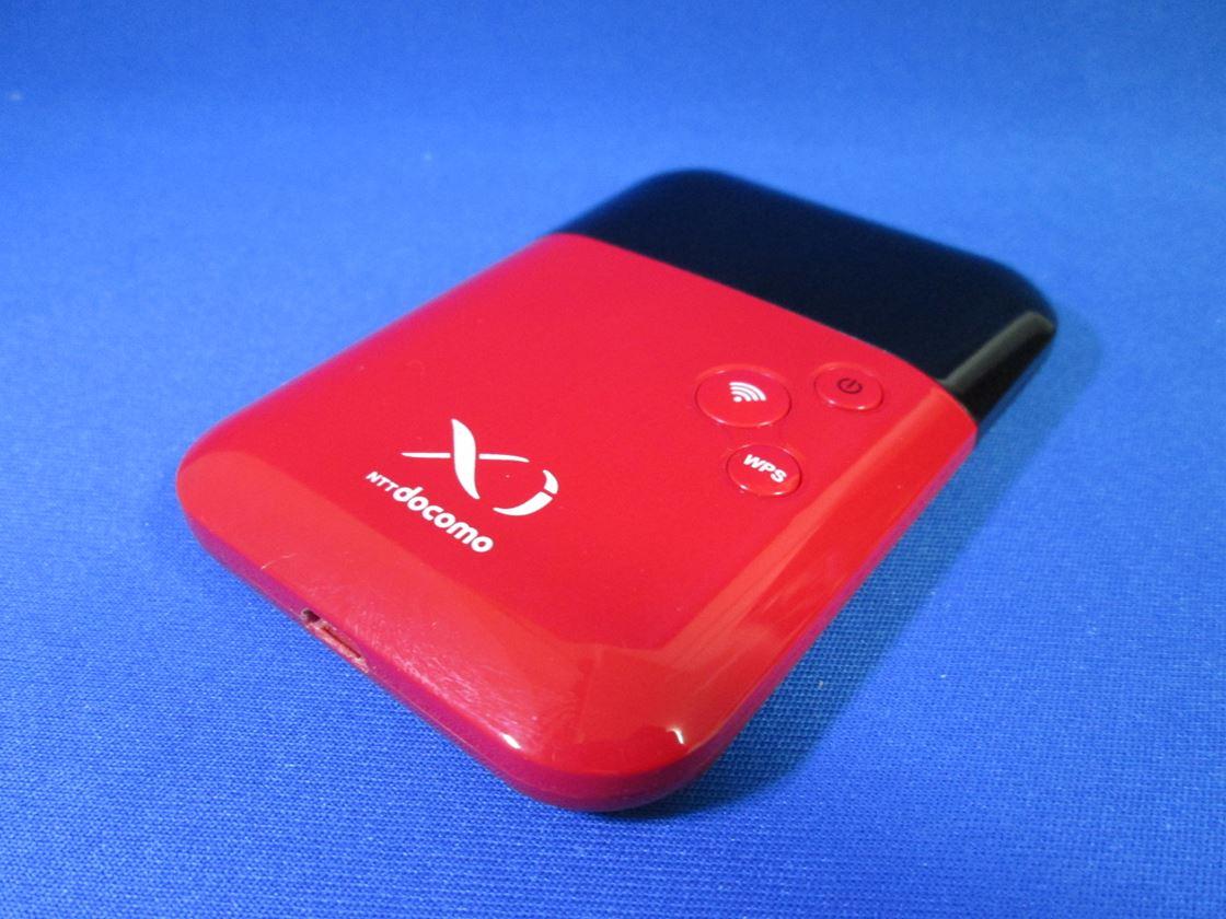 ドコモ/LG/Wi-Fiルーター L-04D