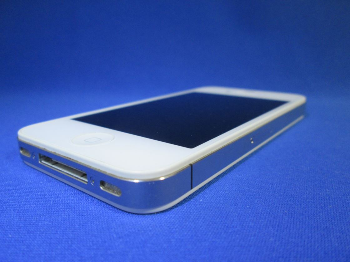 ソフトバンク/アップル/iPhone4 16GB MC604J/A