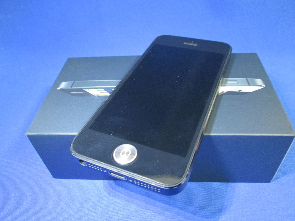 ソフトバンク/アップル/iPhone5 32GB MD299J/A