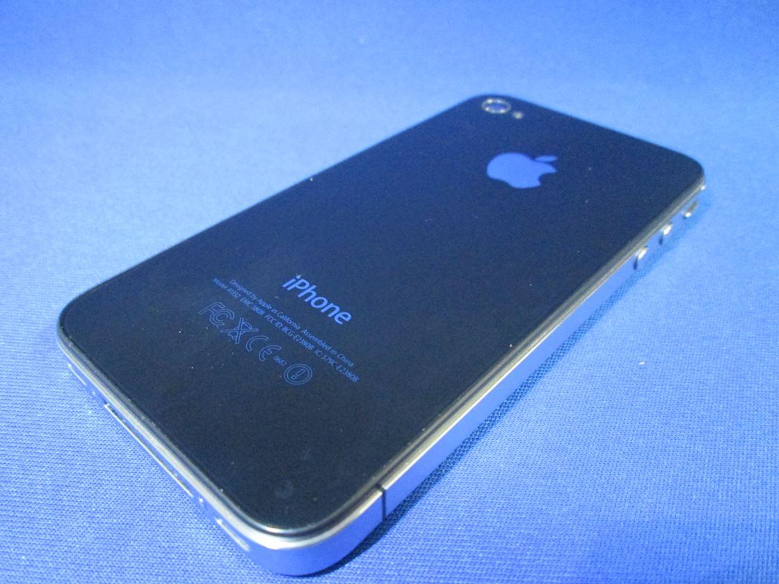 ソフトバンク/アップル/iPhone4 32GB MC605J