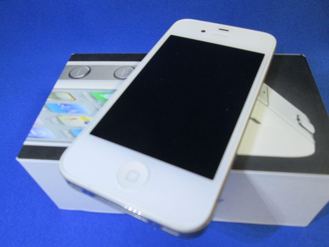 ソフトバンク/アップル/iPhone4 16GB MC604J