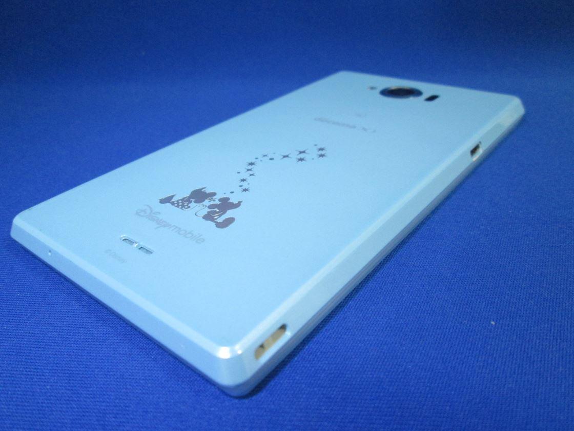 ドコモ/シャープ/SH-02G Disney Mobile on docomo