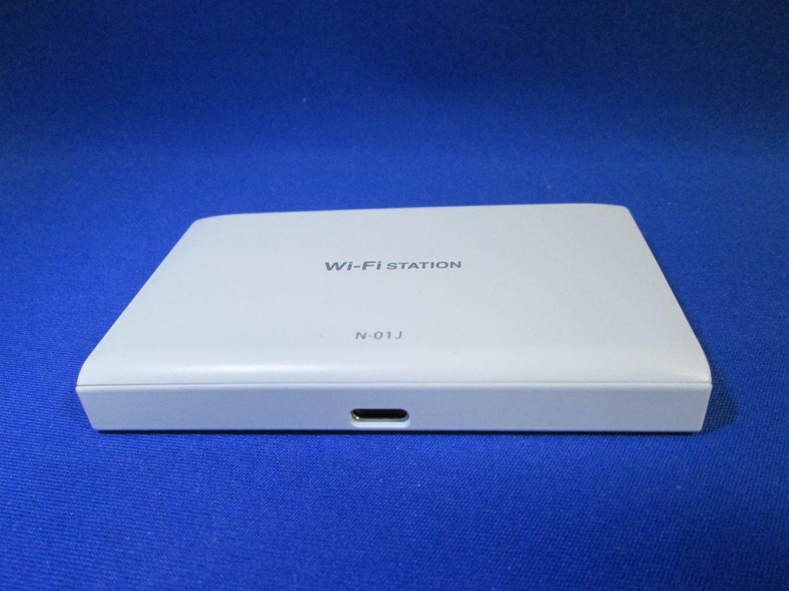 ドコモ/NEC/N-01J Wi-Fi STATION