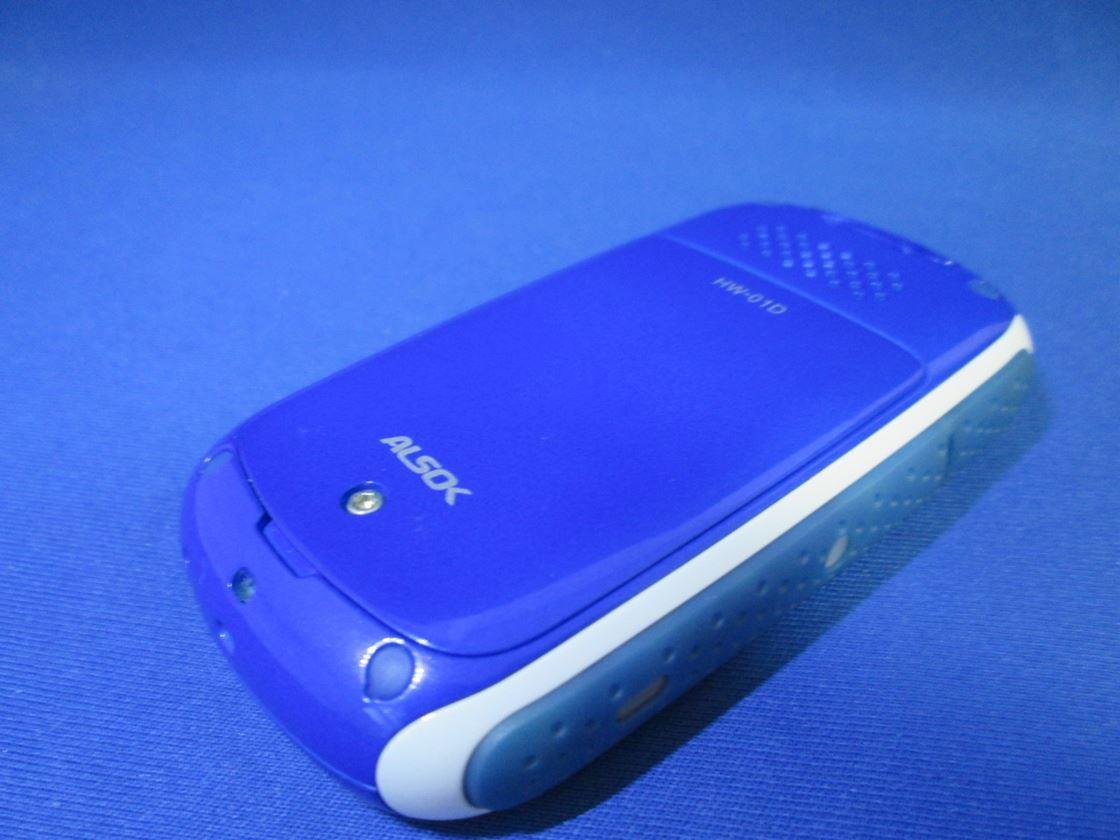 ドコモ/Huawei/HW-01D キッズ携帯