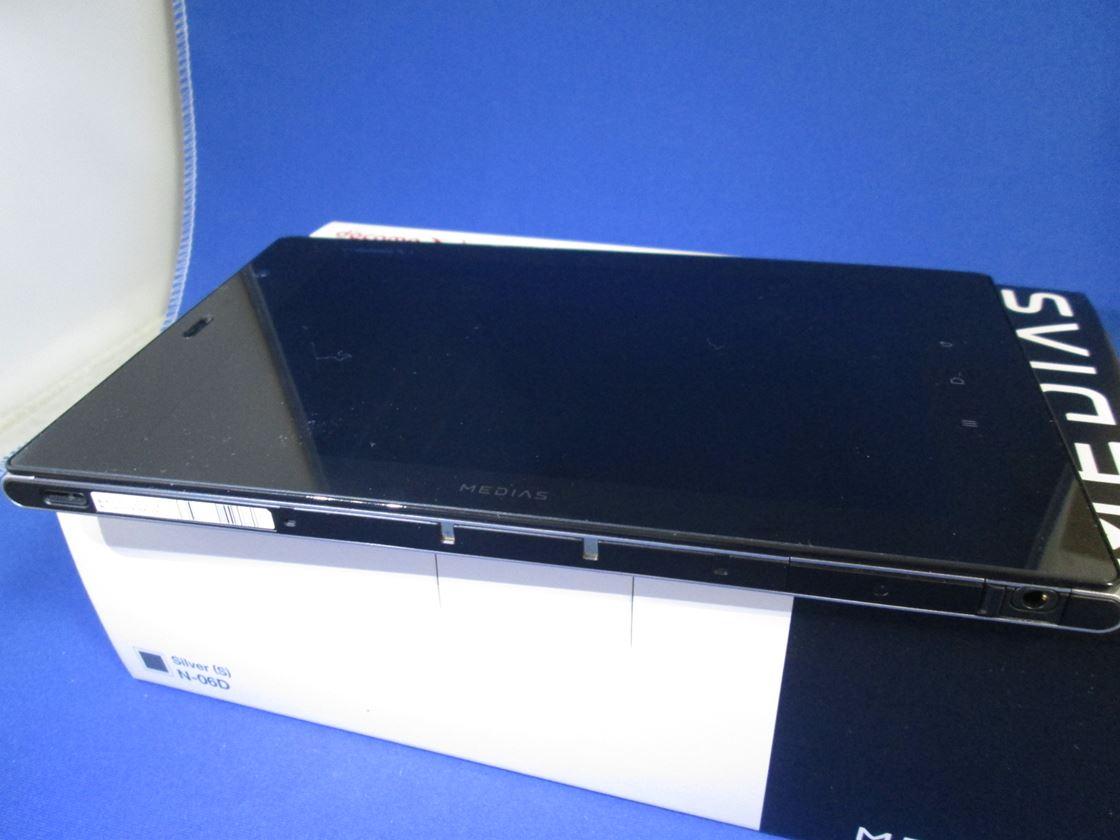 ドコモ/NEC/N-06D MEDIAS TAB