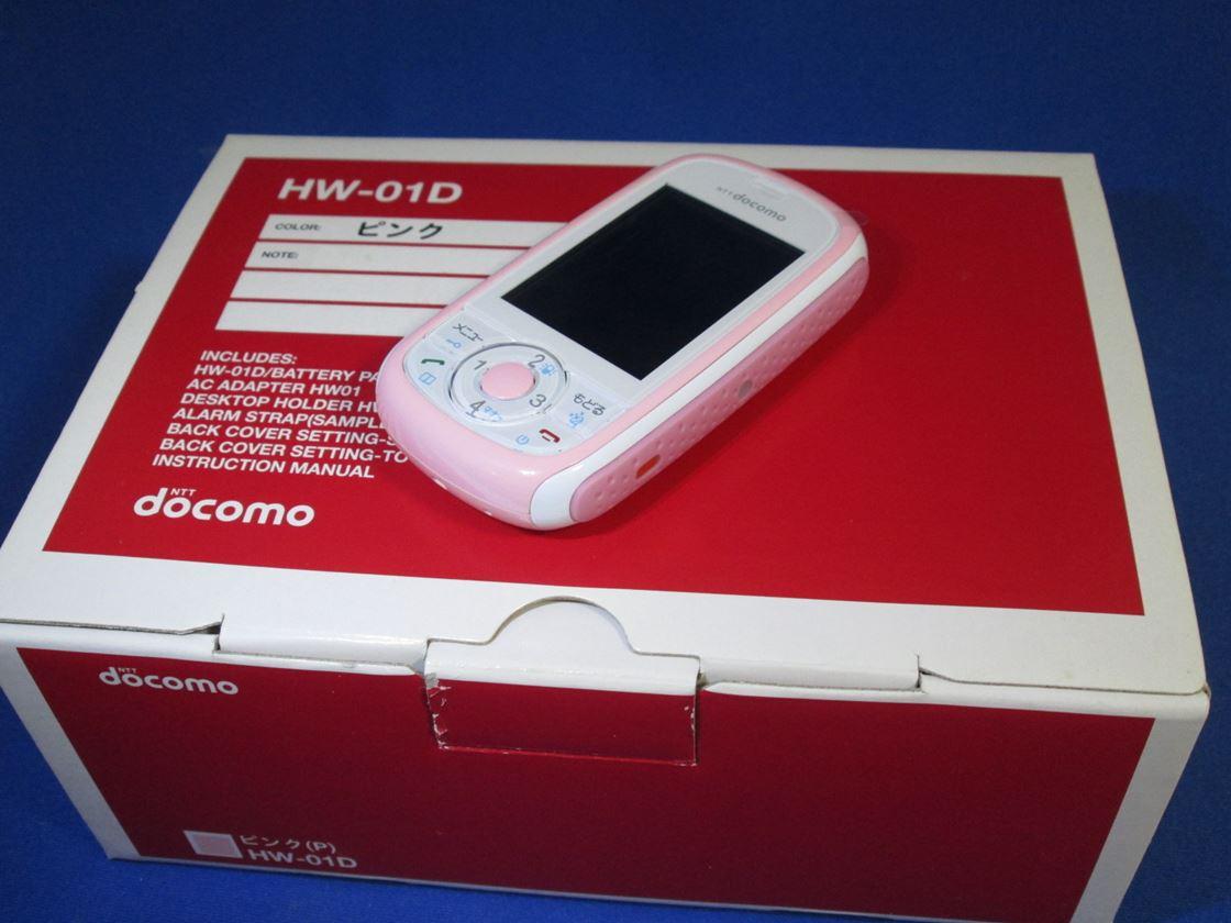 ドコモ/Huawei/HW-01D