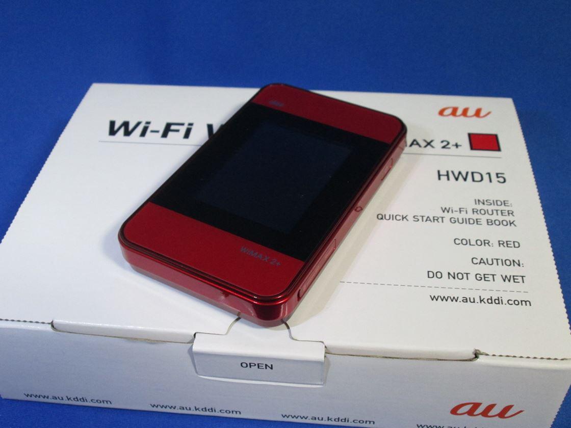 その他/Huawei/HWD15 Wi-Fi WALKER
