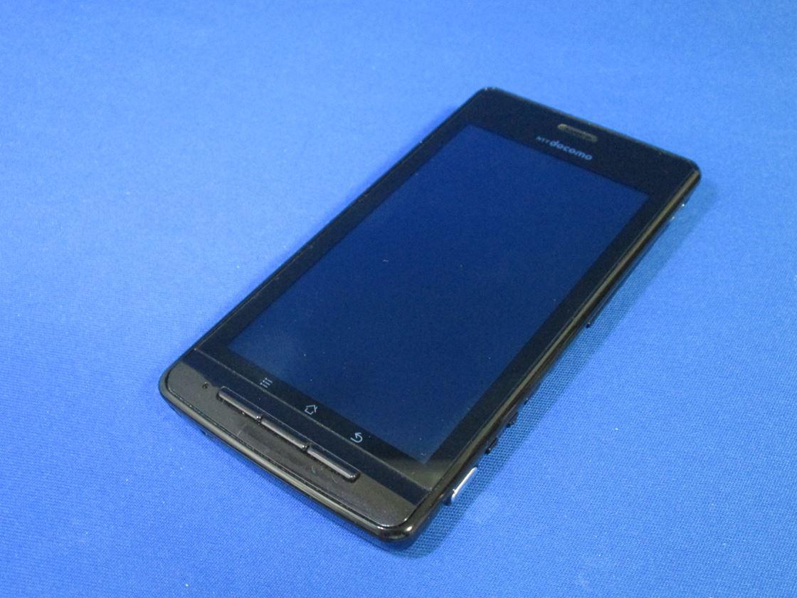 ドコモ/パナソニック/P-02D LUMIX Phone